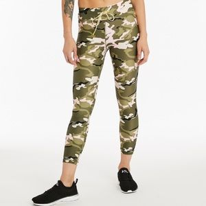 NEW The Upside x SoulCycle Camo Leggings